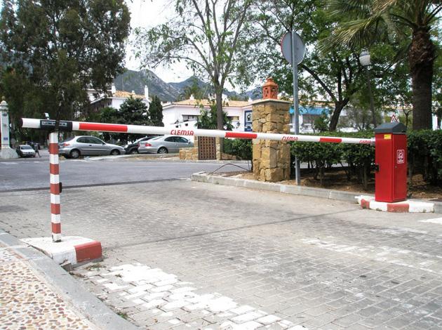 Servicio técnico completo para barreras y puertas automáticas